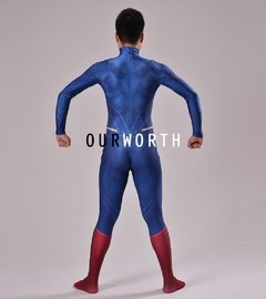 Superman Fantasia Cosplay - comprar online