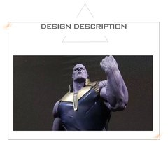 Thanos Fantasia Cosplay - Cosplaynation