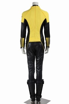 Traje X-Man Fantasia Cosplay