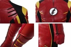 Flash Jesse Chambers 3º Temporada Fantasia Cosplay