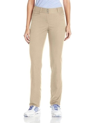 Pantalon Golf Damas adidas Essential Flat