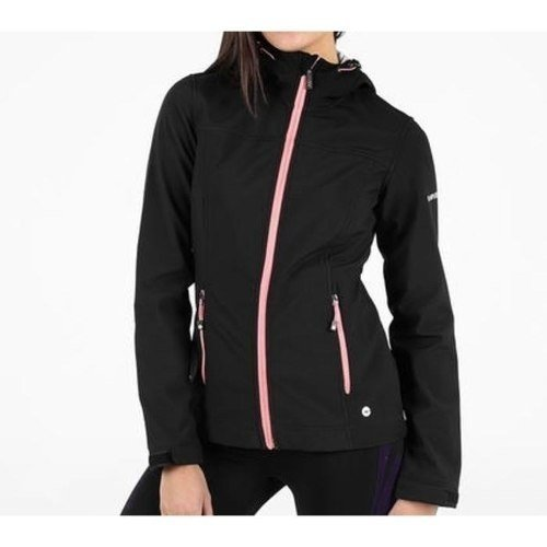 Campera Softshell Impermeable Mujer Hi Tec Derby 5k