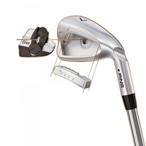 Set de Hierros Ping G400 | Acero - GOLF ARGENTINO STORE
