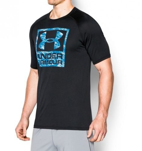Remera Under Armour Boxed Logo  - comprar online