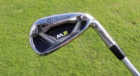 Hierros Taylormade M2 | Acero Stiff - GOLF ARGENTINO STORE