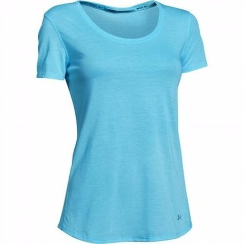 Remera Dama Under Armour Para Correr
