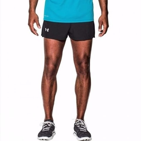Pantalón Corto De Running Under Armour Launch Split - comprar online
