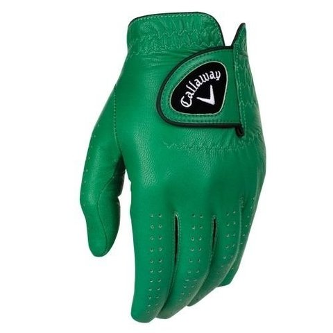 Guante Callaway Golf Opticolor Verde Med/larg