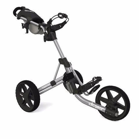 Carro Golf Clicgear 3.5+ Gris