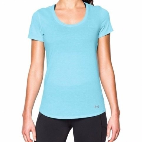 Remera Dama Under Armour Para Correr - GOLF ARGENTINO STORE