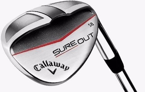 WEDGE CALLAWAY Sure Out 58 Grafito - comprar online