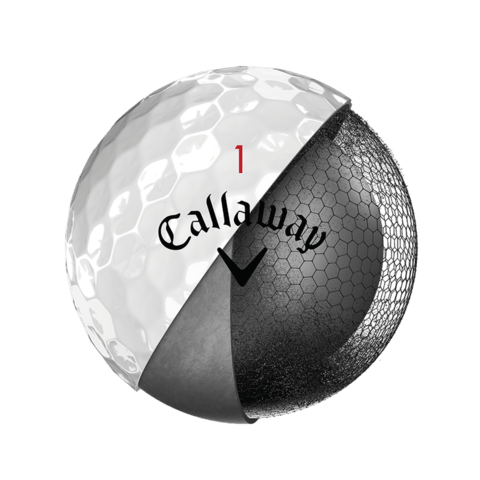 PELOTAS CALLAWAY CHROME SOFT X 2018 en internet