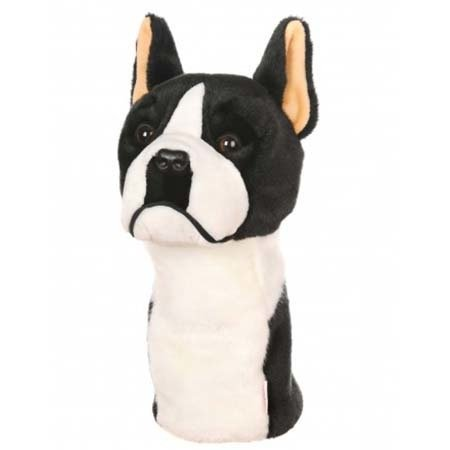 Covers De Peluche Para Driver  (Boston Terrier )