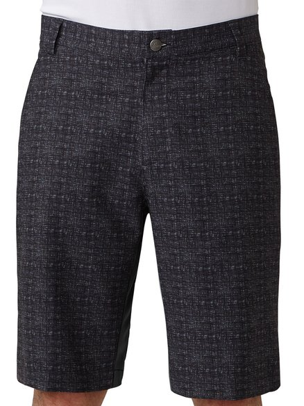 Bermudas Adidas Men's climacool Ultimate 365 Airflow Textured Grid - GOLF ARGENTINO STORE