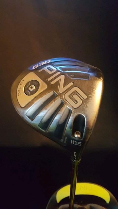 Driver PING G30