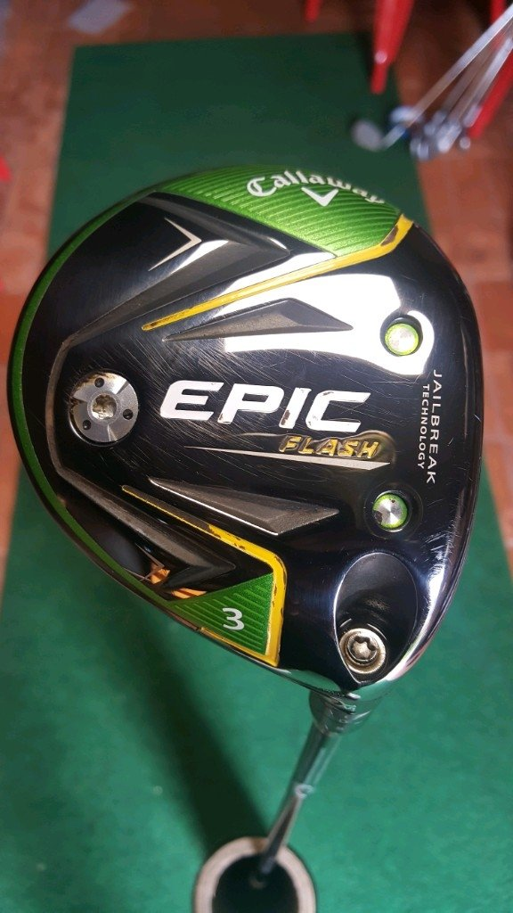 Madera Callaway EPIC Flash #3