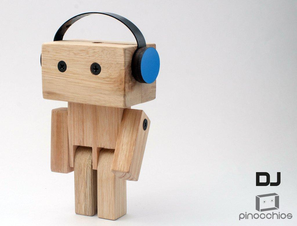 PINOCCHIO DJ