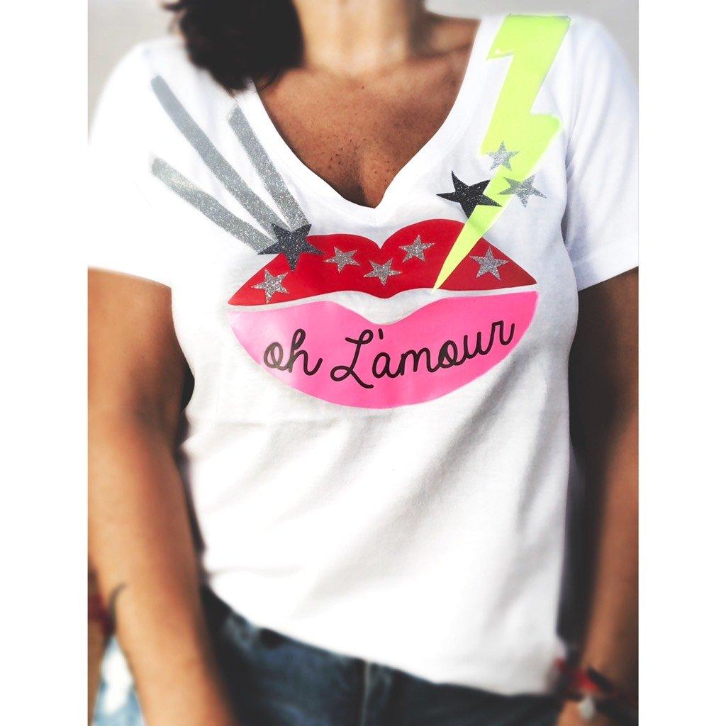 Remera Oh Lamour