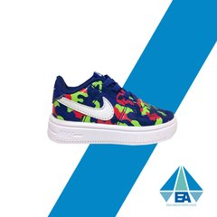 Nike Air Force Ultra Camuflada Azul