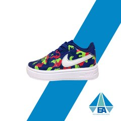 Nike Air Force Ultra Camuflada Azul en internet