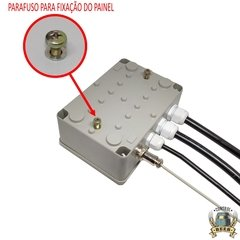 Controlador de Brassagem Single Vessel - 8000W - Control Beer