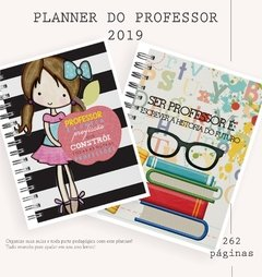 Planner do Professor - Permanente