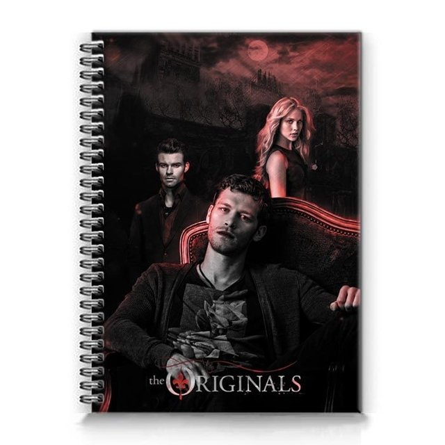 Caderno the originals