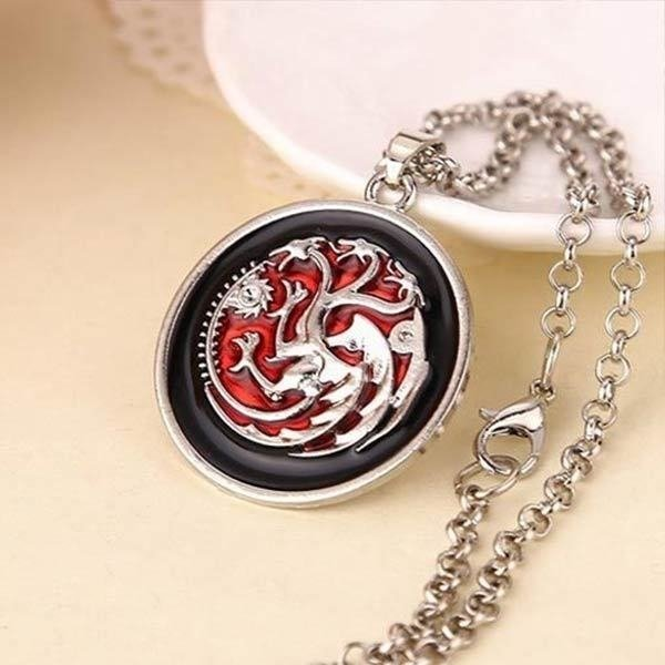 Colar Targaryen - Game of Thrones - comprar online