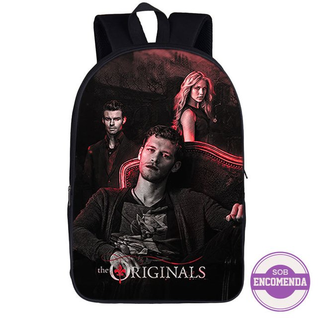mochila escolar the originals