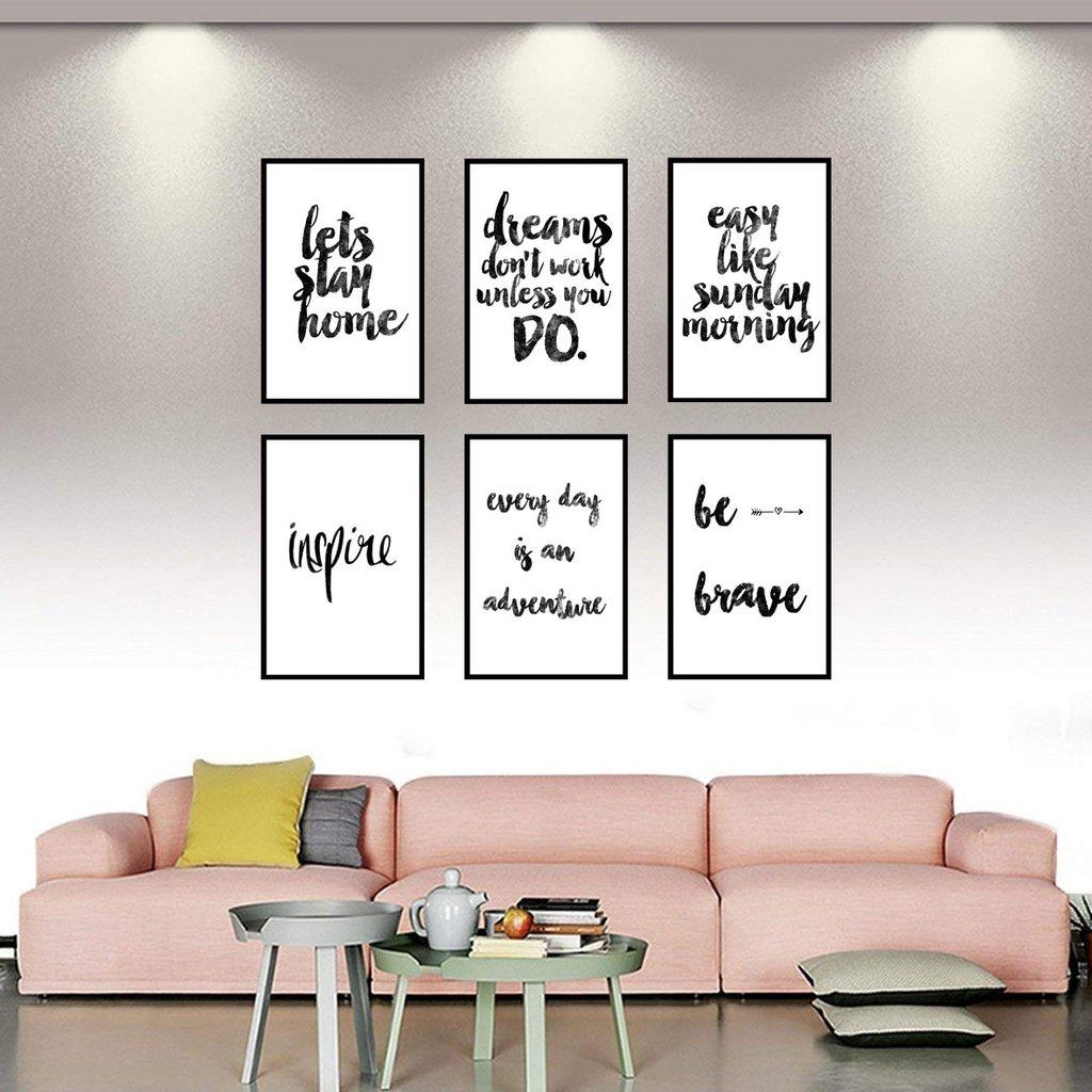 Cuadros Decorativos Modernos Con Frases