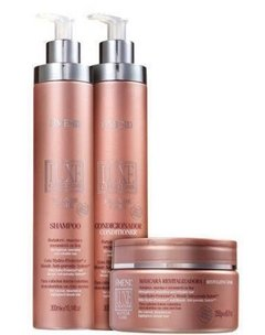 Amend Luxe Creations Blond Care - Shampoo+Condicionador+Mascara - Madeixas Lindas