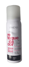 Amend Retoque da Cor Spray 75 ml (preto)