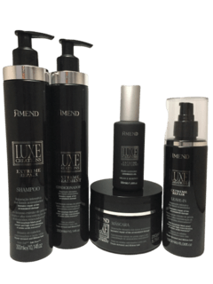 Amend Luxe Creations Extreme Repair Combo com 5 produtos