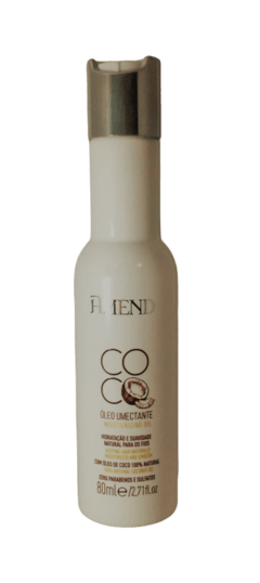 Amend Óleo Umectante Coco 80ml