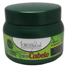 Forever Liss Cresce Cabelo Mascara Fitoterápica - 250g
