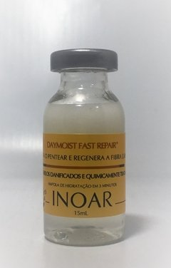 Inoar Ampola Absolut DayMoist CLR Fast Repair 15ml