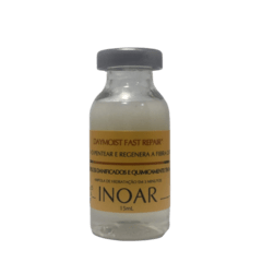 Inoar Ampola Absolut DayMoist CLR Fast Repair 15ml (3 produtos)