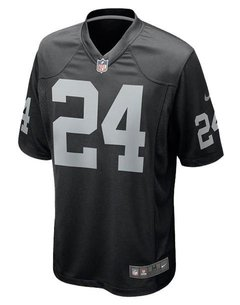 CAMISA OAKLAND RAIDERS 2018/19