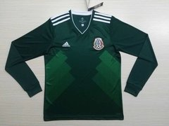 Camisa México home 18/19 - Manga longa Fan version - comprar online
