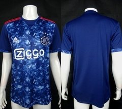 Camiseta do AJAX 17/18 - VISITANTE - Fans Version
