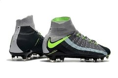 NK Hypervenom Phantom III - Black/grey/green na internet