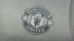 Camiseta do Manchester United 17/18 - CINZA - Player Version na internet