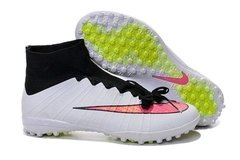 Nike Elastico Superfly society White