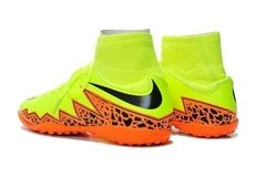 Nike Hypervenom Phelon 2 TF - Society Yellow/Orange - ValeSports