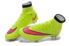 Nike Mercurial Superfly FG Green