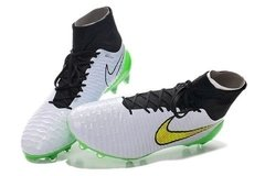 Nike Mercurial Superfly FG - Hyper Punch/Gold/Black