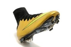 Nike Mercurial Superfly FG - Glod/Black na internet