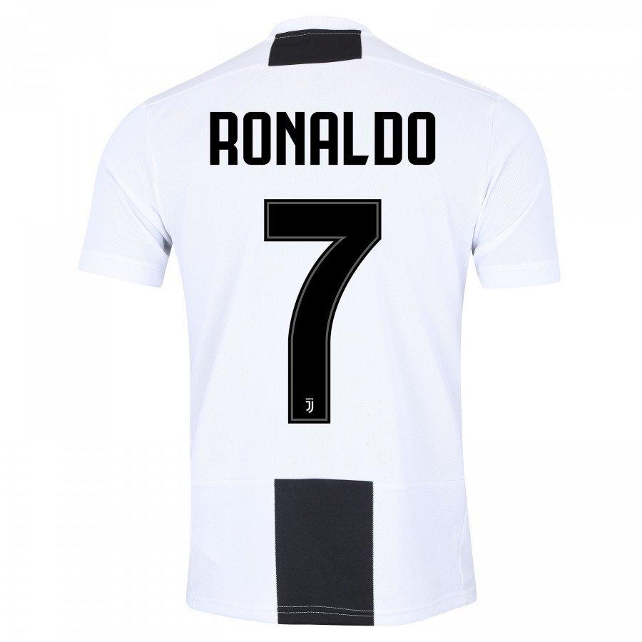 Camisa Juventus I 18 19 adidas - nº 7 RONALDO - Masculina d662dd2f70fbd