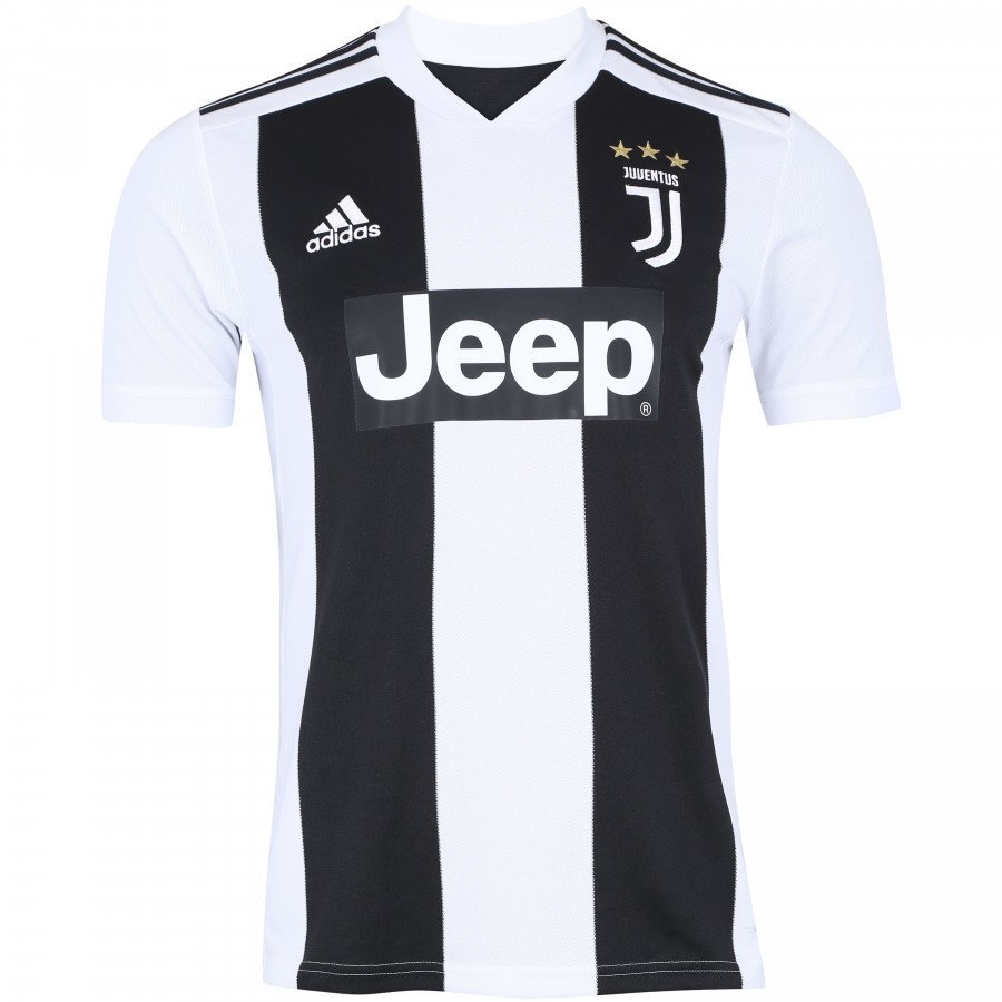 aca113db0e Camisa Juventus I 18 19 adidas - nº 7 RONALDO - Masculina