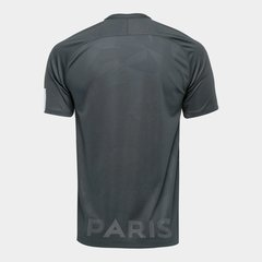 Camisa Paris Saint-Germain Third 17/18 s/n° - Fan Version - Nike - Preto - comprar online